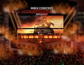 """Rock Concert 2014: Chiến hạm rock mùa hè chuẩn bị """"ra khơi"""""""