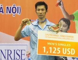 Tiến Minh: Tìm lực bật từ giải đấu trong nước