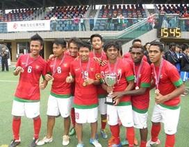 U19 Indonesia lo ngại sự tiến bộ của U19 Việt Nam