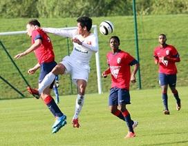 HLV U19 Lille khen ngợi U19 Việt Nam