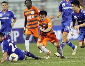 C45 làm việc với cầu thủ Ninh Bình làm rõ nghi án tiêu cực