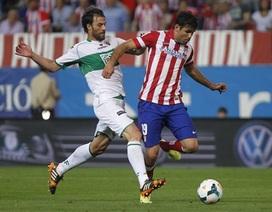 Atletico vững ngôi đầu, hơn Real Madrid đến 6 điểm