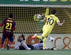 Messi tỏa sáng, Barcelona ngược dòng hạ Villarreal đầy nghẹt thở