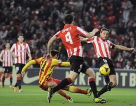 Barcelona và trận chiến quyết định số phận với Bilbao