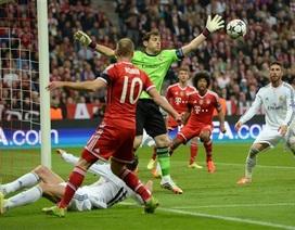 Bayern Munich thảm bại: Hùm xám có trái tim chuột nhắt