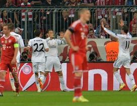 """""""Hủy diệt"""" Bayern Munich, Real Madrid oai hùng tiến vào chung kết"""