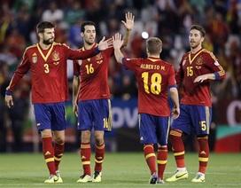 Tây Ban Nha còn đủ thực lực để vô địch thế giới?