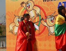 Đối thủ dính doping, Thanh Phúc được trao lại HCV SEA Games 27