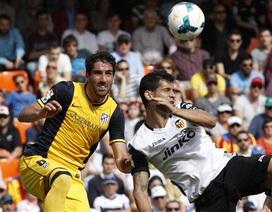 Hạ gục Valencia, Atletico tiến sát đến chức vô địch La Liga