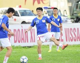 Văn Quyến quyết định đá trận chia tay trên sân Ninh Bình