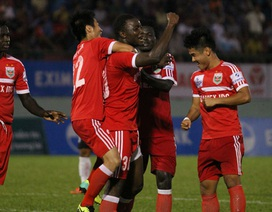 B.Bình Dương xin chuyển trận đấu ở cúp quốc gia ra sân Vinh