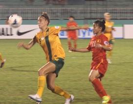 Đội tuyển nữ Việt Nam thua nhẹ nhàng Australia