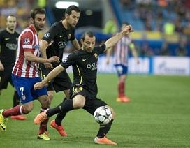 Khi Barcelona và Real Madrid phải khiếp sợ Atletico