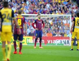Barca mất ngôi ở La Liga: Thất bại của kẻ thiếu bản lĩnh