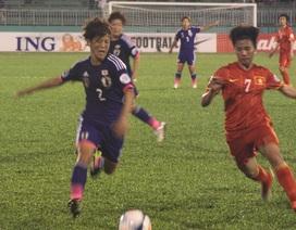 Toan tính mạo hiểm của đội tuyển nữ Việt Nam