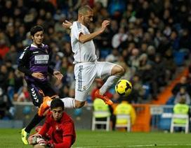 """Real Madrid và trận chiến sinh mệnh với """"kẻ khốn cùng"""""""