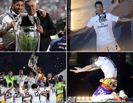 Ramos và Ronaldo: Sự đối lập của hai người hùng