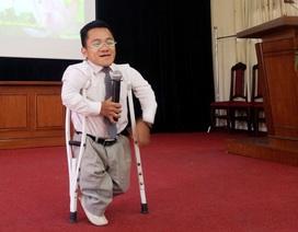 Ước mơ lớn của 'vị giám đốc nhỏ nhất Việt Nam'