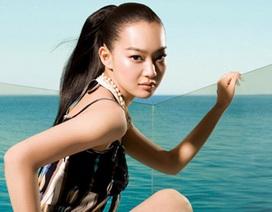 Shin Min Ah gợi cảm trước biển