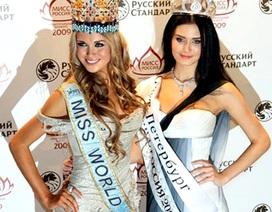 """Hoa hậu thế giới nói về scandal """"ảnh nóng"""" của tân Hoa hậu Nga"""