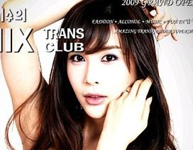 """""""Người đẹp chuyển giới"""" Harisu mở câu lạc bộ"""