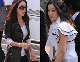 """Nhiều sao """"bự"""" dự đám cưới của Song Yoon Ah"""