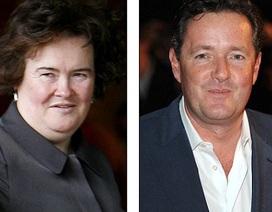 Susan Boyle muốn bỏ cuộc thi Britain's Got Talent