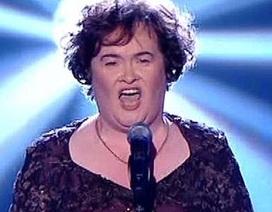 Susan Boyle sẽ không bỏ cuộc
