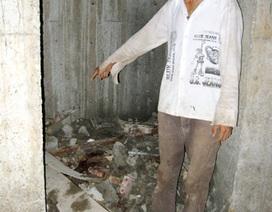 Sập giàn giáo, một công nhân thiệt mạng