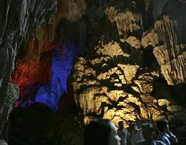 Động Tiên Sơn - Lâu đài thạch nhũ