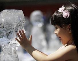 Thăm làng trẻ em bằng đá