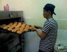 Nhiều cơ sở sản xuất bánh trung thu không đảm bảo VSATTP