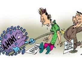 H1N1 nhẹ thế sao lại chết người?