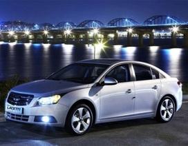 GM Daewoo kiện hãng xe Nga nhái Lacetti