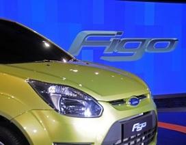 Ford Figo chinh phục thị trường châu Á