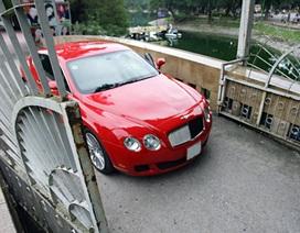 Khám phá Bentley GT Speed đỏ tại Hà Nội