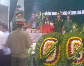 Thiếu tá quân đội bị lũ nhấn chìm khi cứu dân