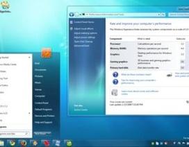 Windows 7 Starter: Đơn giản và dễ dàng