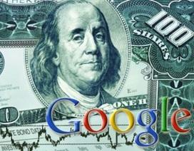Suy thoái kinh tế, Google vẫn tăng trưởng mạnh