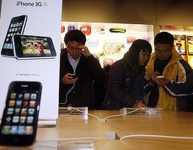 iPhone chật vật vào Trung Quốc