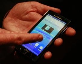 Sony Ericsson Xperia X10 chính thức ra mắt
