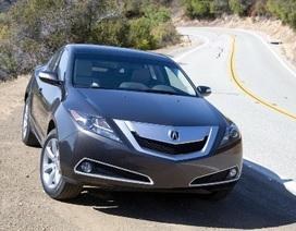 Acura công bố giá xe ZDX