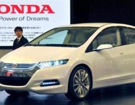 Honda dẫn đầu danh sách xe tiết kiệm nhiên liệu