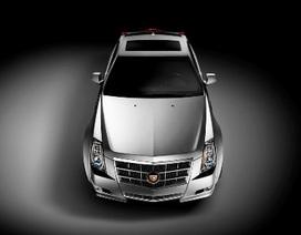 Cadillac CTS Coupe - Đối thủ của BMW 3-Series