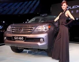 Lexus chính thức giới thiệu GX460
