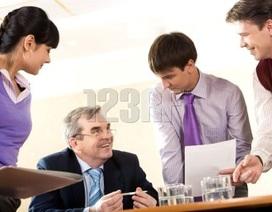5 cách làm vui lòng sếp