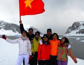 Đoàn Việt Nam thám hiểm Nam Cực đã trở về