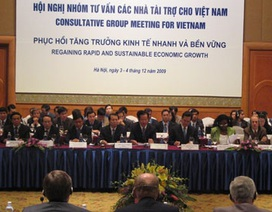 Hơn 8 tỷ USD cam kết ODA trong năm 2010