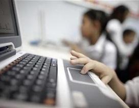 Dạy cách lên mạng an toàn cho trẻ trên 5 tuổi