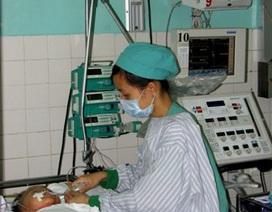 Cứu kịp thời ca sốt xuất huyết nặng